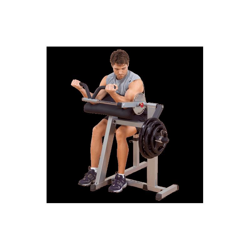 Pupitre Biceps-Triceps GCBT380 de Body-Solid pas cher