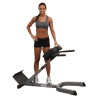 Banc lombaires 45° hyperextension | Body-Solid