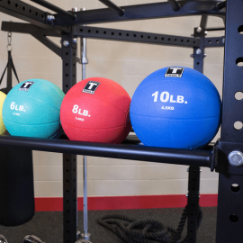 Hexagon option Medicine Ball Rack SR-MB | Body-Solid