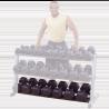 1 étage pour rack à haltères | Body-Solid