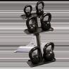 Râtelier Rack 6 Kettelbells | Body-Solid