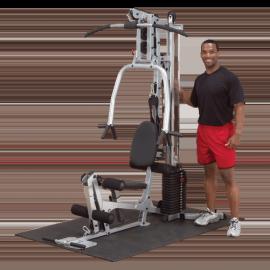 Powerline Home Gym compact pré-assemblé | Body-Solid