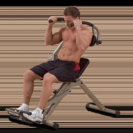 Best Fitness Poste à abdo semi-couché   Body-Solid