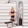 Pro Club Line Tirage dorsal et rameur | Body-Solid