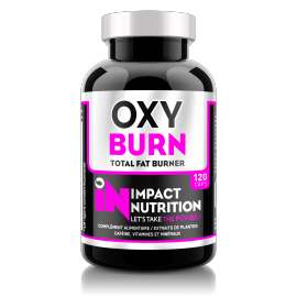 Oxy Burn | Impact Nutrition