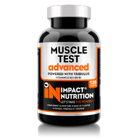 Muscle Test | Impact Nutrition