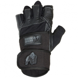 Dallas Wrist Wrap Gloves | Gorilla Wear