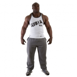 Stamina Rib Tank Top | Gorilla Wear