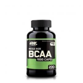 Mega-Size BCAA 1000 Caps | Optimum Nutrition