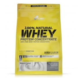 100% Natural Whey Protein Concentrate | Olimp Sport Nutrition