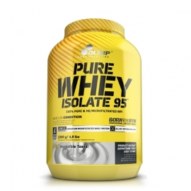 Pure Whey Isolate 95 2200g - Olimp Sport Nutrition