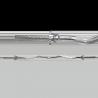 Barre Standard EZ Curl Filetée 120 cm | Body-Solid