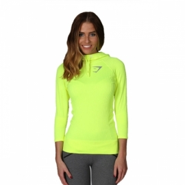 Seamless ThermoLite Pullover Top | Gymshark