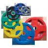 Disques olympiques 4 Grip en caoutchouc coloré   Body-Solid