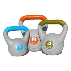 Kettlebell en plastique | Body-Solid