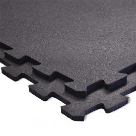 Lot de 4 dalles de protection sol   Body-Solid