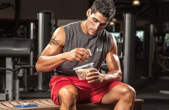 Alimentation prise de muscle