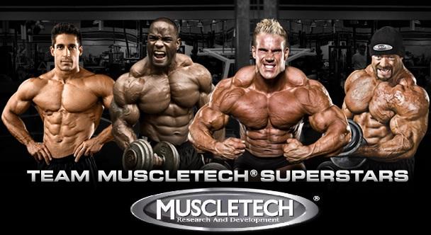 Achat MuscleTech pas cher sur nutriwellness