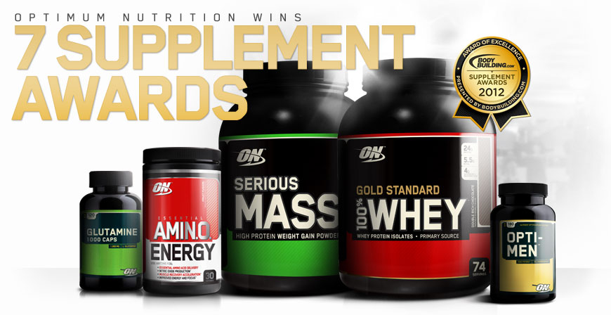Optimum Nutrition sur nutriwellness.fr