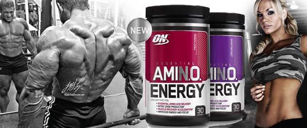 Amino Energy d'Optimum Nutrition en vente pas cher sur nutriwellness.fr