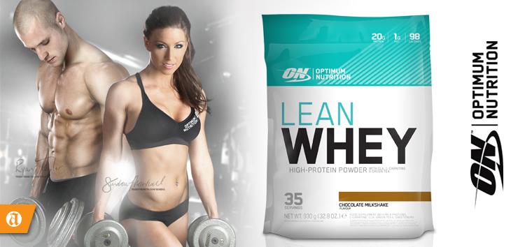 Lean Whey d'Optimum Nutrition