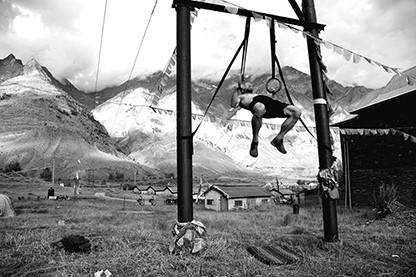 Anneaux de suspension   CrossFit et Functional Training