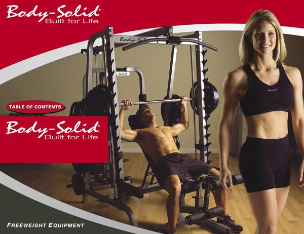 Body-Solid en vente sur nutriwellness