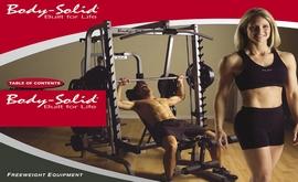 Body-Solid en vente pas cher sur nutriwellness.fr