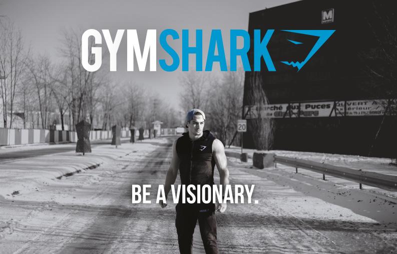 Gymshark en vente sur nutriwellness.fr
