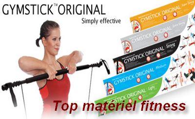 Gymstick en vente pas cher sur nutriwellness.fr