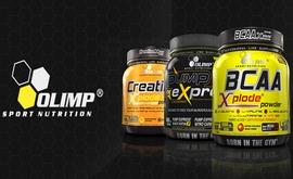 Visitez la marque Olimp Sport Nutrition