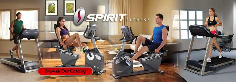 Spirit Fitness en vente sur nutriwellness