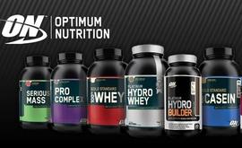 Visitez la marque Optimum Nutrition