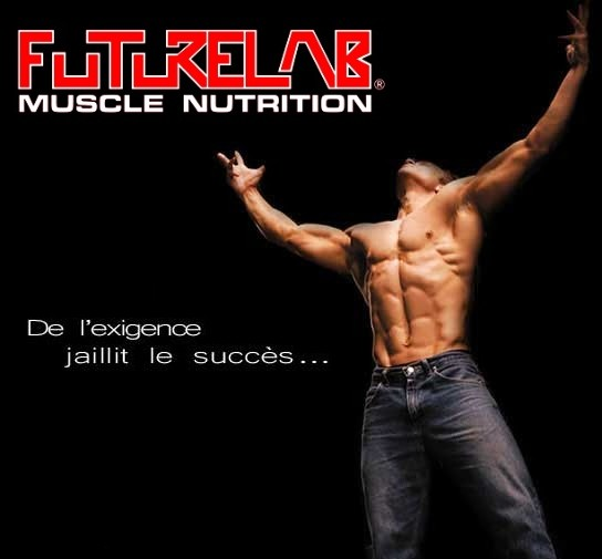 Informations Programme Muscle Sec de Futurelab Muscle Nutrition