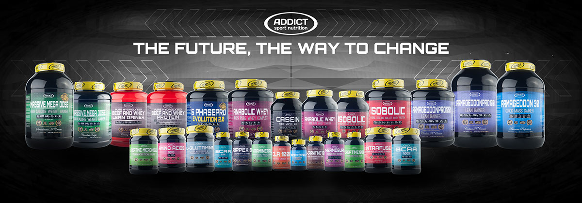 Informations Isobolic d'Addict Sport Nutrition