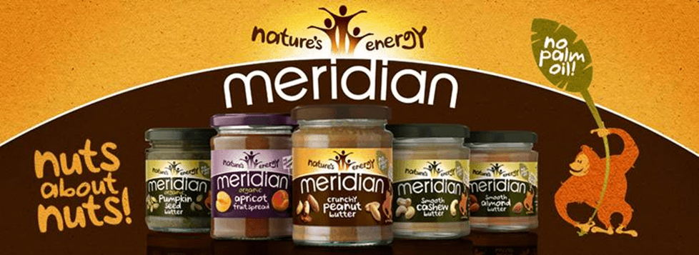 Achat Meridian Foods sur nutriwellness