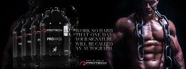 Découvrez Protech Sports Nutrition !