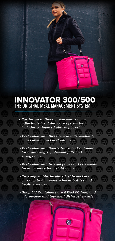 Informations Expert Innovator 500 de 6 Pack Fitness