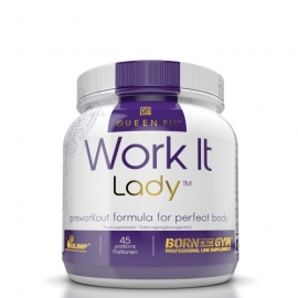 Work It Lady | Queen Fit