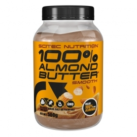 100% Almond Butter | Scitec Nutrition