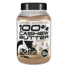 100% Cashew Butter | Scitec Nutrition