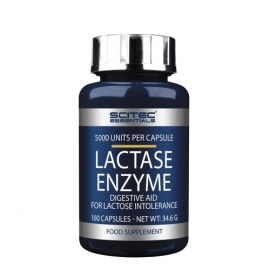 Lactase Enzyme | Scitec Essentials