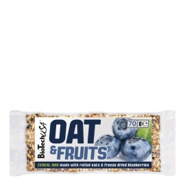 Oat & Fruits | BioTech USA