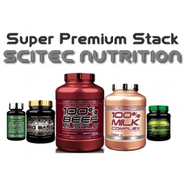 Super Premium Stack | Scitec Nutrition