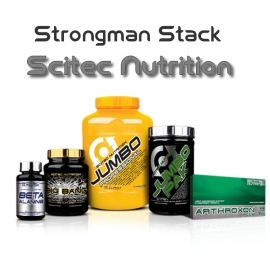 Strongman Stack | Scitec Nutrition