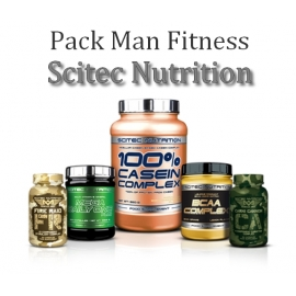 Pack Man Fitness | Scitec Nutrition