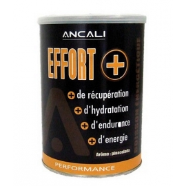 ANCALI EFFORT + | Nutrition avant l'effort