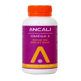 Omega 3 - Complexe Acides Gras | Ancali Nutrition
