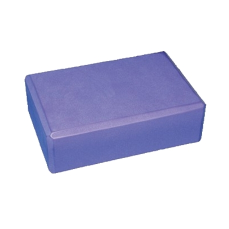 Brique yoga violet   Leaderfit Equipement