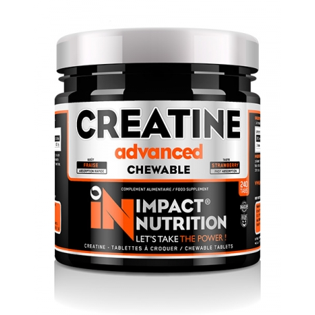 Creatine Advanced chewable | Impact Nutrition
